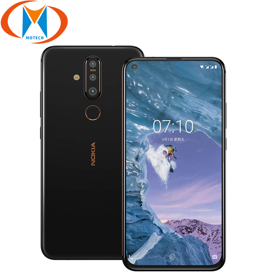 Nokia X71 Mobile Phone 6GB RAM 128GB ROM 6 39 Inch Snapdragon 660 Octa Core Android