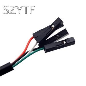 Image 5 - 1 adet/grup PL2303 PL2303HX USB UART TTL kablo modülü 4 p 4 pin RS232 dönüştürücü stokta