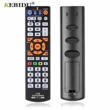 Contrôleurs de télécommande universels intelligents IR avec fonction dapprentissage copie pour TV CBL DVD SAT pour contrôle de remplacement L336