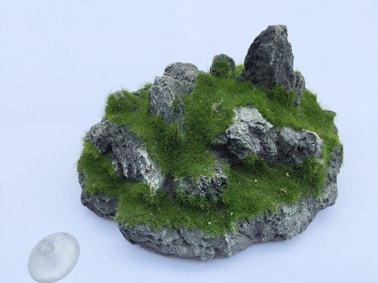 Compare prices on landscape stones rocks online shopping for Aquarium decoration rocks