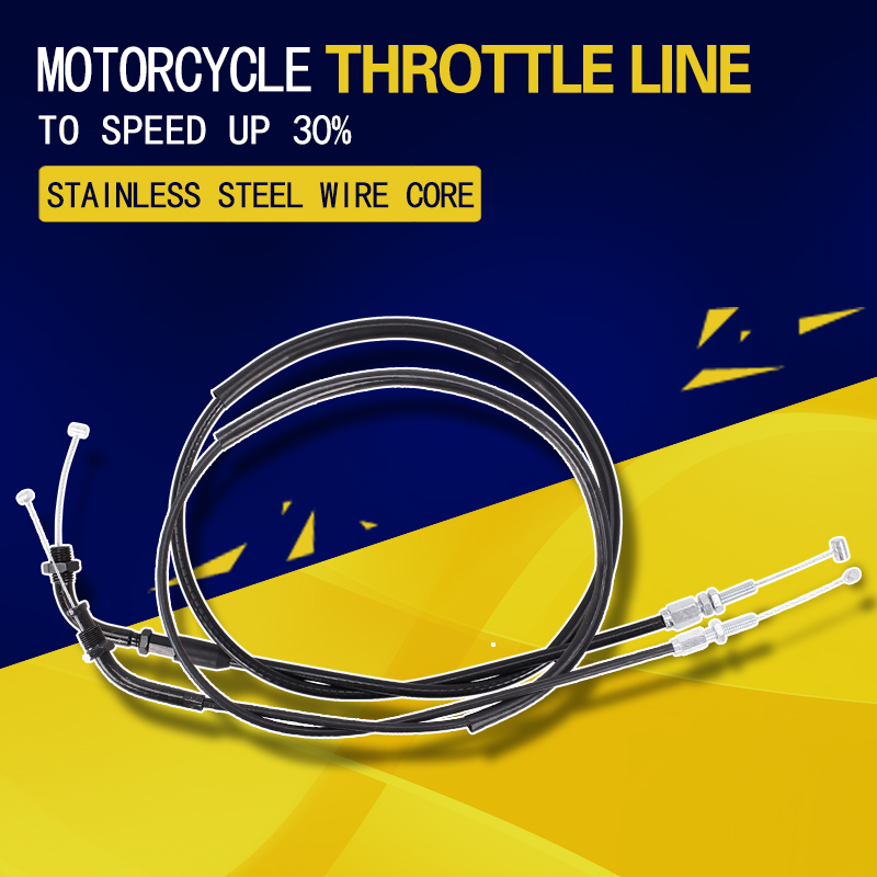 Throttle Cable Oil Return Line Oil Extraction Wires For HONDA VFR RVF 400 NC30 VFR400 RVF400 VFR30  Motorcycle Accessories
