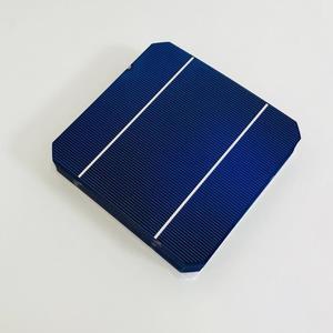 Image 1 - 100 stücke Monokristalline solar zellen 0,5 v 3,07 watt/stücke Hohe qualität effiencicy 5x5 Photovoltaik zelle für diy Mono Solar panel 300 watt