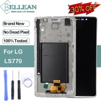 Dinamico Promotion LS770 H540F H635 Lcd For LG G4 Stylus Lcd H540 Lcd Display With Touch Screen Digitizer Assembly With Frame