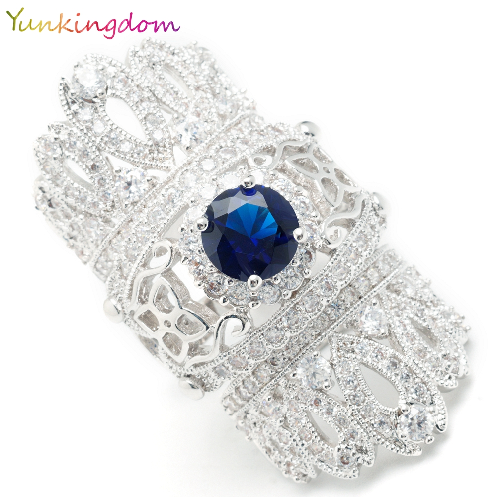 Yunkingdom 2017 new Engagement Finger Ringss