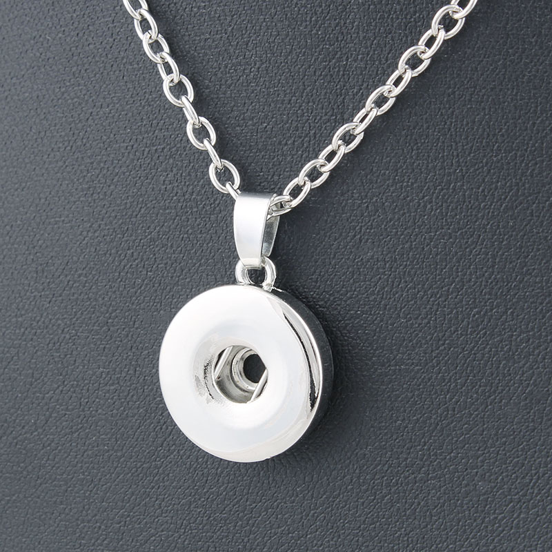 10pcs/lot Snap Button Jewelry Pendant Nes