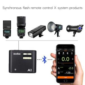 Image 5 - Godox A1 スマートフォンフラッシュシステム 2.4 グラムワイヤレスフラッシュフラッシュトリガーコンスタント Led ライトと iphone 6s 7 プラス