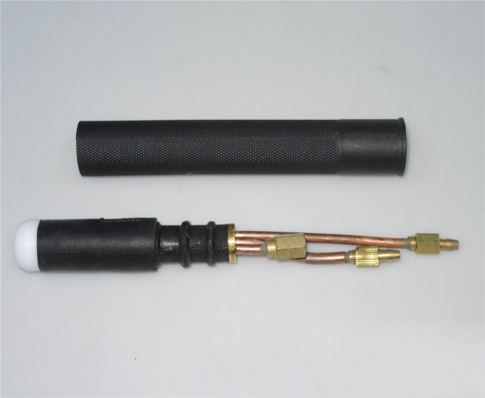 Big five meters long welding torch soldering iron WP-18 TIG Welding torch Complete Water cooled 350Amp 17Feet 5Meter wp 9v sr 9v tig welding torch complete air cooled gas valve control 125amp 17feet 5meter soldering iron