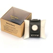 Ремень из натуральной Кожи Браслет-Манжета Кожа Смотреть Группы для Apple Watch iWatch 38/42 мм