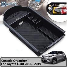 C-HR CHR автомобиль-Стайлинг авто аксессуары для интерьера автомобиля центральный подлокотник отделение для хранения перчаток 1 Набор для Toyota C-HR CHR 2016 2017 2018