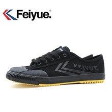 Feiyue/обувь 1920', новая черная обувь для кунг-фу, винтажная новая улучшенная обувь, обувь для боевых искусств, мужские и женские кроссовки, обувь для ушу