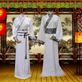 Homens Adultos Traje Chinês Antigo Traje Masculino Chinês Dança Folclórica Nacional Estágio Cospaly Roupas Tang Das Mulheres Hanfu Roupas 89