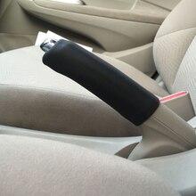 Крышка ручного тормоза, новые запчасти для грузовиков, Автомобильные украшения, рукав ручного тормоза, защитный чехол, противоскользящий