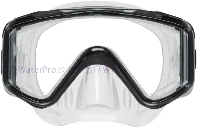 все цены на  SCUBAPRO Crystal Vu Plus Mask seamless side windows and a clear skirt Design for Diving  онлайн