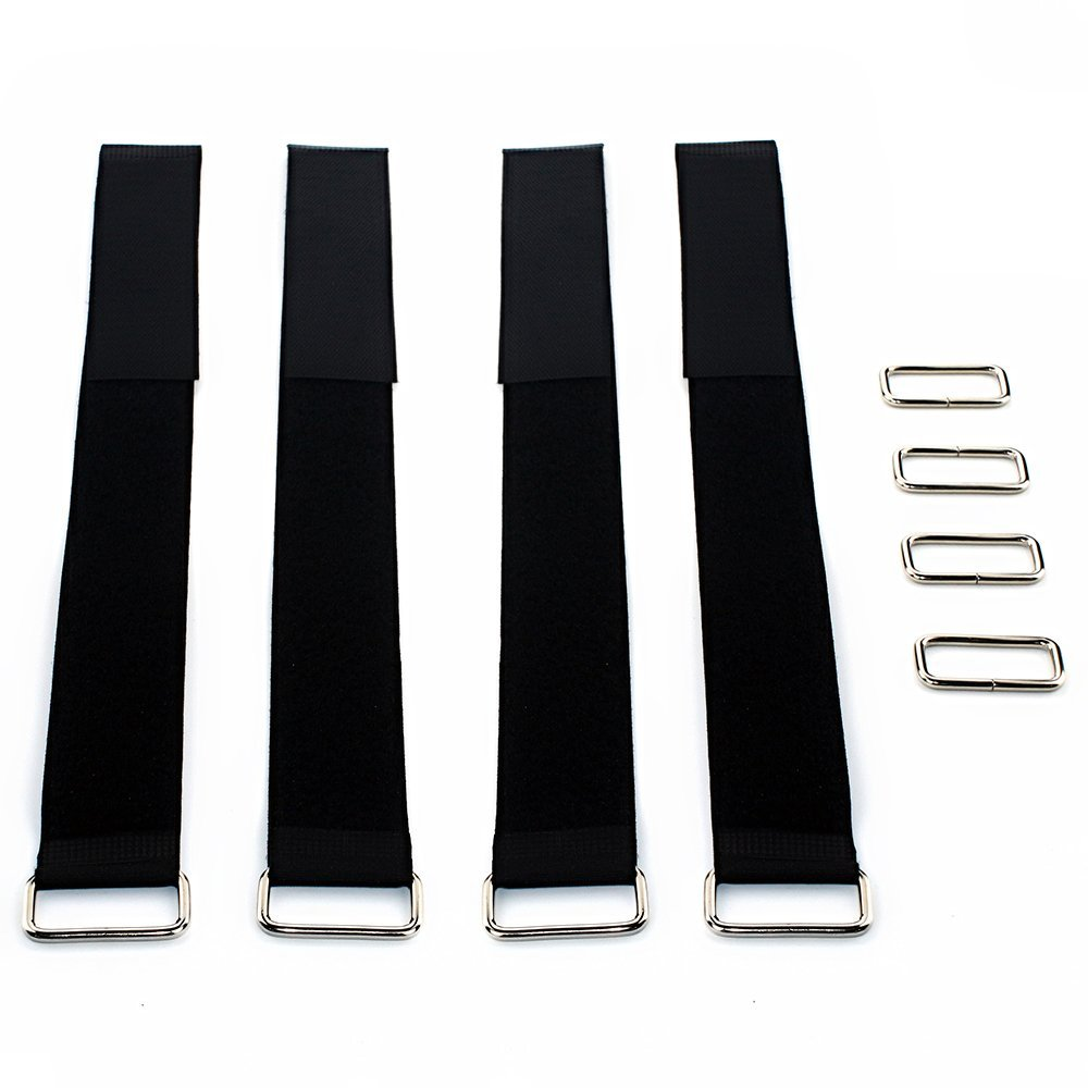 4pcs of Adjustable Strap for Hoverboard Kart replacement parts