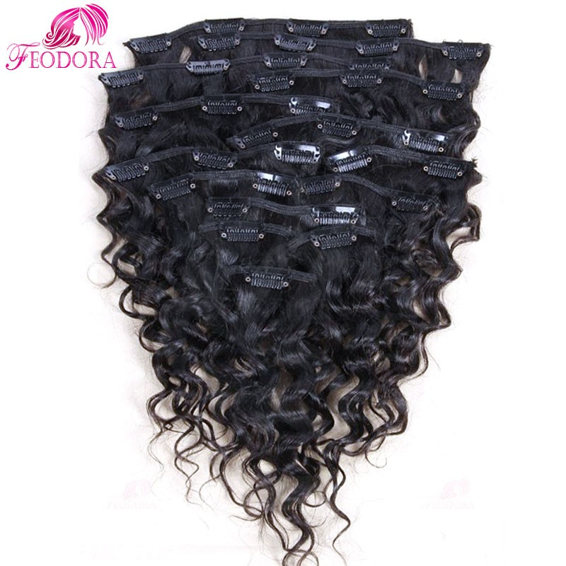 clip in human hair extensions65