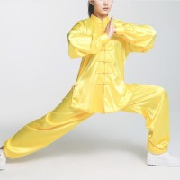 New Arrival Wu Shu Clothing Performance Suits Sport Trousers For Women Rayon Comfortable Tang Style Costumes