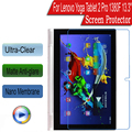 """New Clear Matte Soft Anti-Explosion Screen Protector For For Lenovo Yoga Tablet 2 Pro 1380F 13.3"""" Tablet PC Protective Film"""