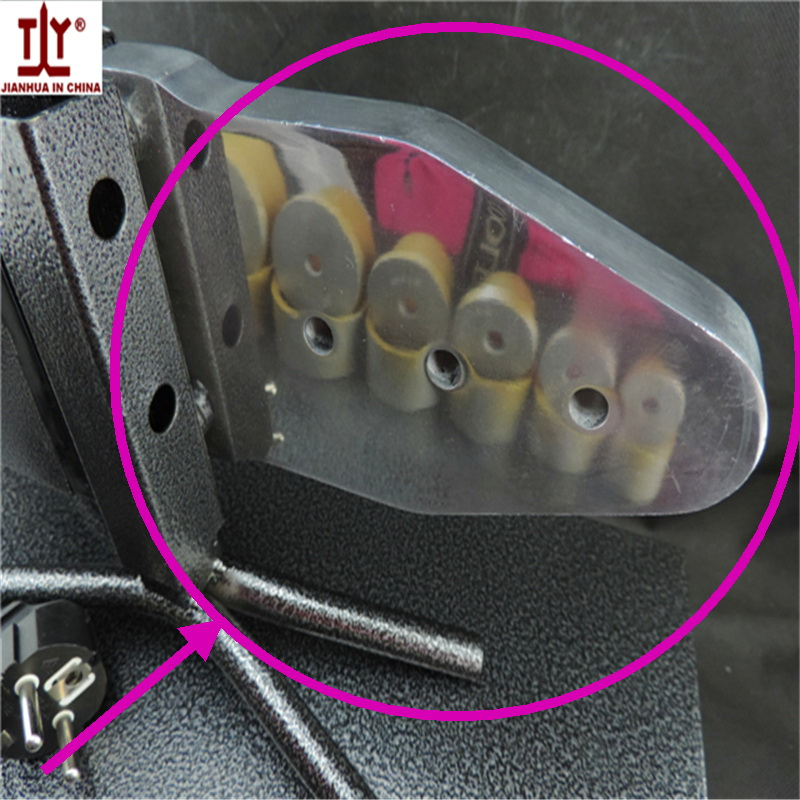 Image 5 - شحن مجاني الصف جديد 63 لوح مسخن سبيكة لحام ، ppr انبوب ماء لحام مزدوج التحكم في درجة الحرارةpipe weldergrade airon solder -