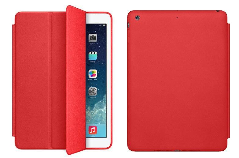 10x 1 1 Original official Cover For Ipad Mini 4 cases Leather Smart Case  capa fundas For Apple Ipad Mini 4 case Retina With LOGO-in Tablets    e-Books Case ... b9f3eacba