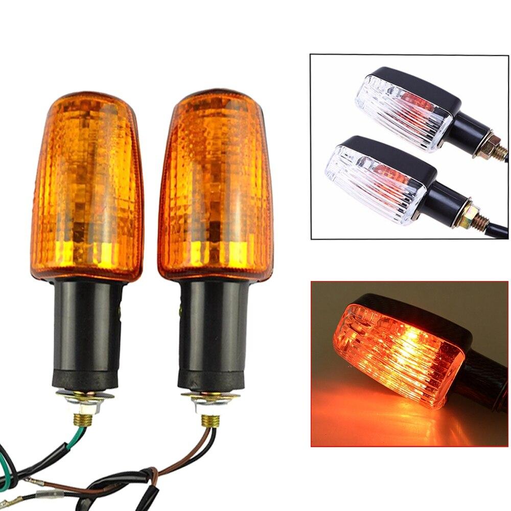 Motorcycle turn signal signaling lights Signal lamp For Honda CB400 92-98 CB250 Hornet Jade VT250 VTR250 CB-1 400 CB600 CB1300