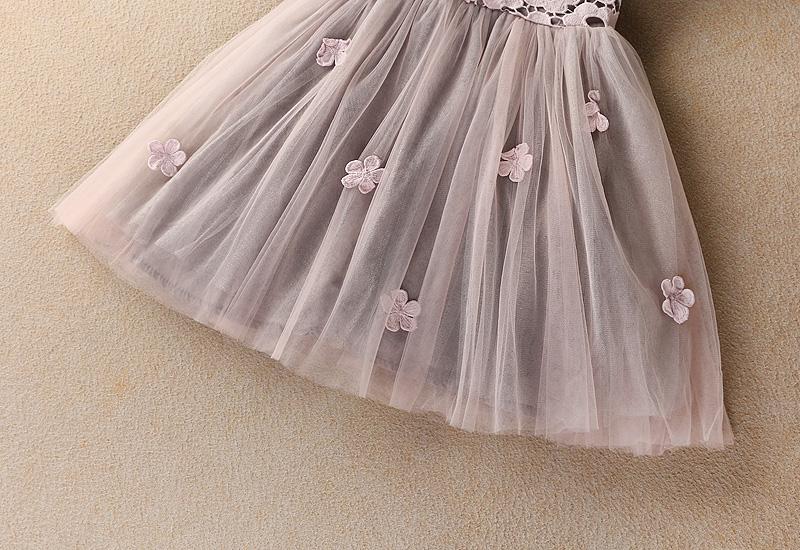 HTB1hEbDdZUrBKNjSZPxq6x00pXai - Sodawn 2018 New Children Clothing Fashion Girls Dress Lace Fluffy Pop Princess Dresses Baby Girls Clothing Summer New Kids Dress