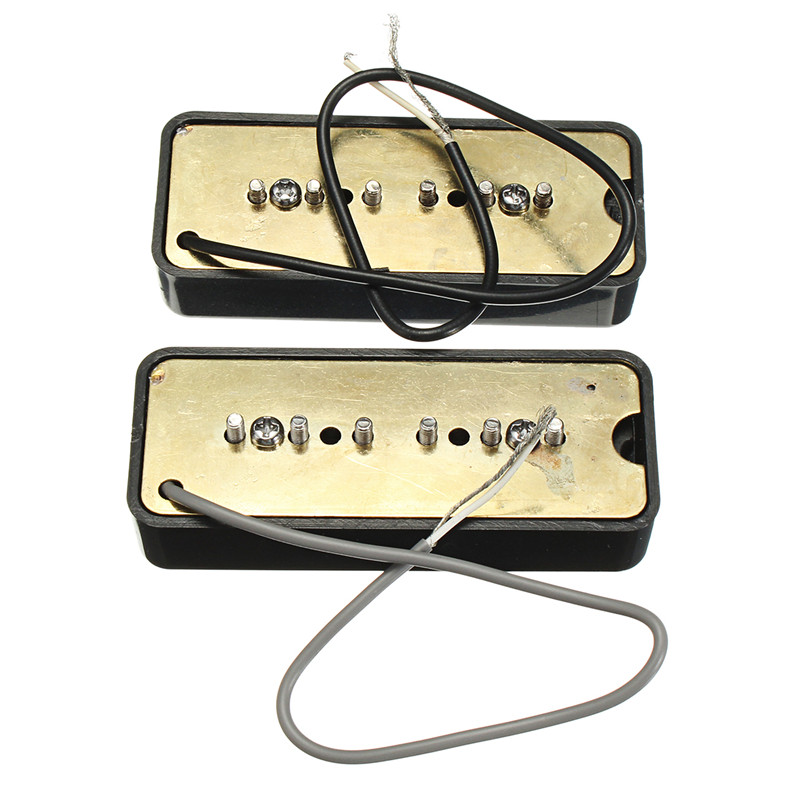 Electric Guitar Pickups  Metal + Plastic Single Coil Pickups Hight Quality Pickup For Guitar Good Sound electric guitar pickups humbucker double coil pickup guitar parts accessories black