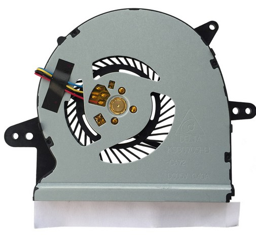 цены на NEW cpu cooling fan for Asus X501 X501U X401U laptop cpu cooling fan cooler