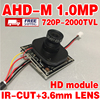 11 11 Big Sale Adh M 720P Finished HD Monitor MINI CAMERA Chip Module Surveillance Products