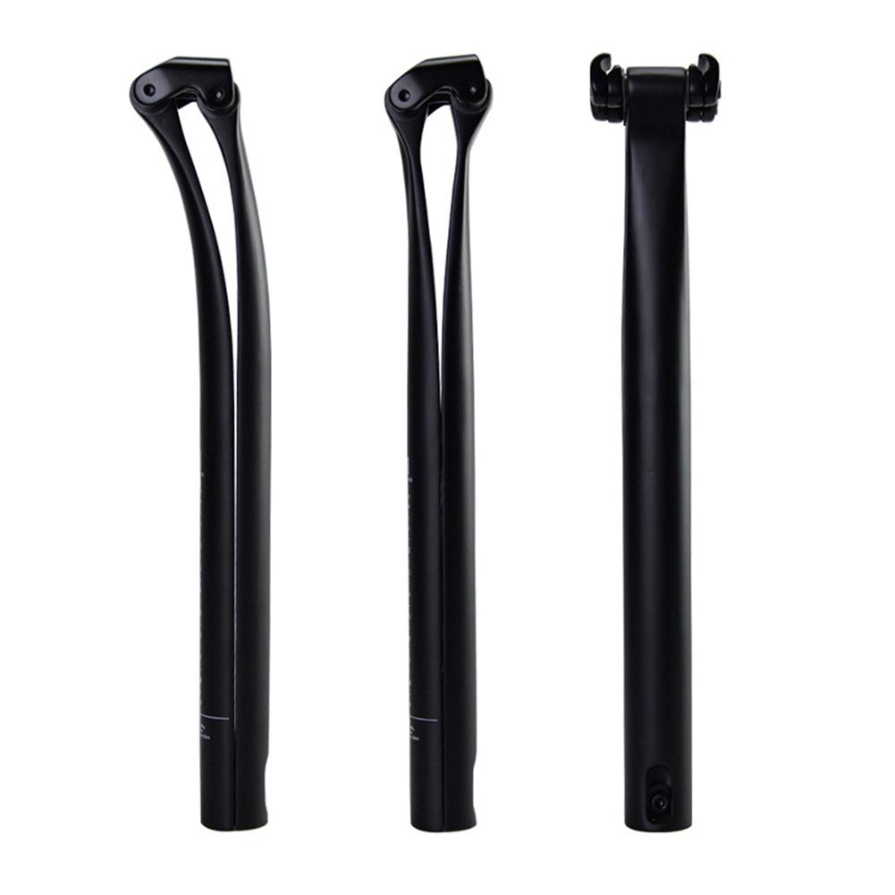 NEW 27.2/30.8/31.6mmx300mm Carbon Fiber MTB Road Mountain Bicycle Seat Post Seatpost