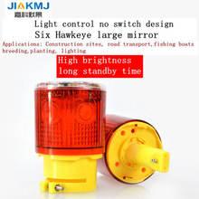 Светодиодный светильник на солнечной энергии Предупреждение