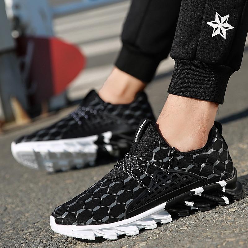Calçados Esportivos Sapatos de Corrida Ao Ar Livre