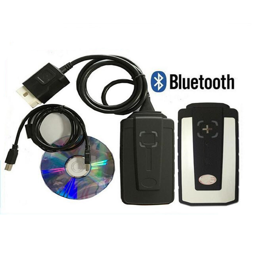2017 Newest V5.008 R2 With BLUETOOTH Cars Trucks Diagnostic Tool DHL