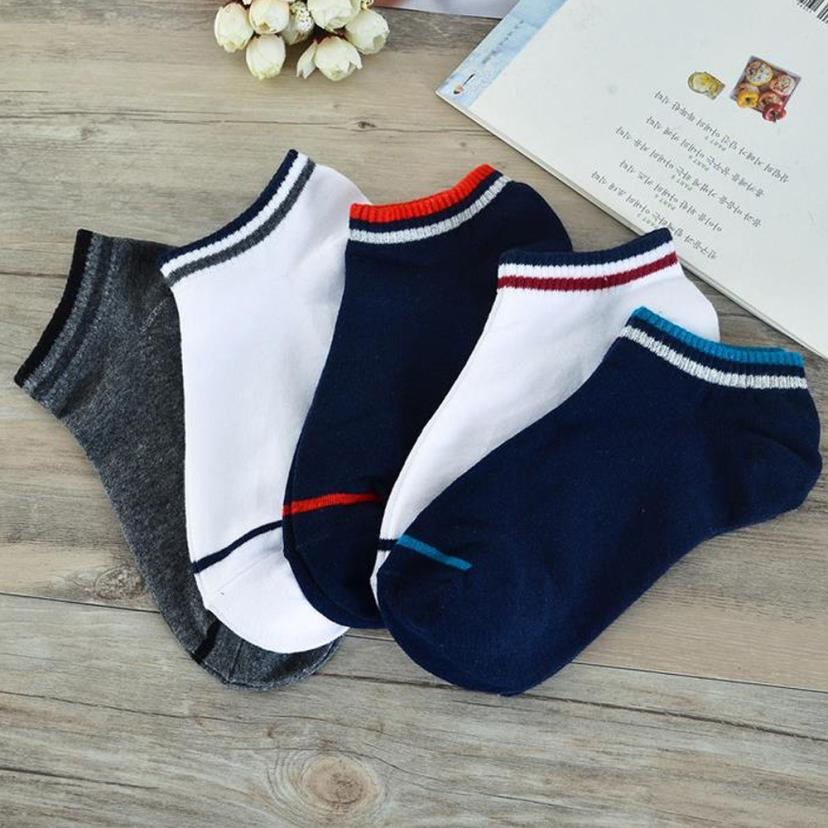 3dc796cb9 JAYCOSIN NEW Colorful Ankle Socks Men Socks 100 Cotton High Quality Male Couples  Valentines Day Short Gifts Socks Pack 2018-in Socks from Underwear ...