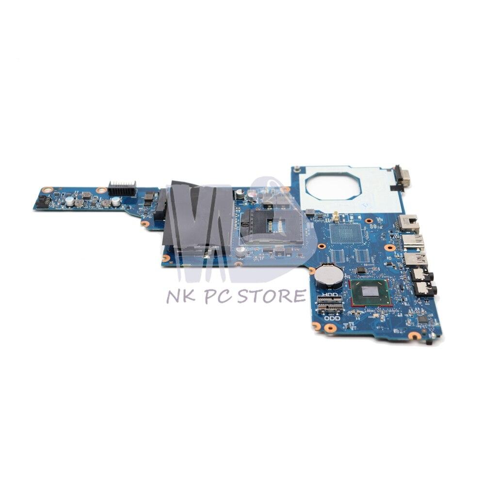 Carte principale NOKOTION 665107-001 pour carte mère d'ordinateur portable Hp Compaq CQ45 2000 HM76 UMA DDR3 entièrement testée