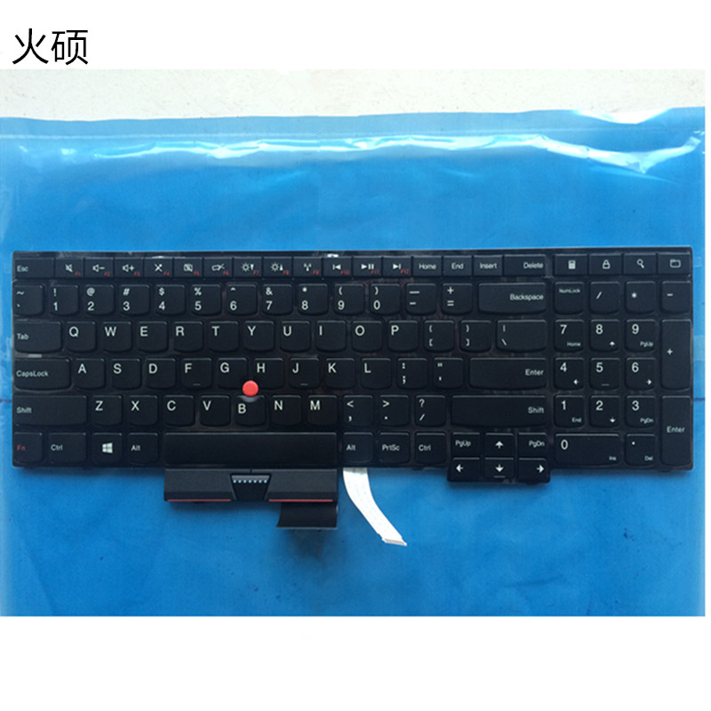 US $35 68 |US keyboard For Lenovo Thinkpad Edge E530 E530C E535 E545 Laptop  FRU 04Y0264 04Y0301 04W2443 0C01663 Tested Ships Today-in Replacement