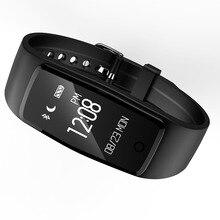 Smart Браслет ss браслет IP67 Водонепроницаемый Одежда заплыва сердечного ритма Мониторы сна Фитнес трекер Шагомер напоминание ОС Android