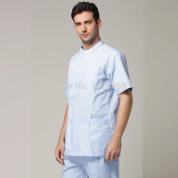 Male Doctor Clothing Dentist Clothes Lab Coat Suit Medical Clothing Coat Lab Medical Clothes Suit Including The Pants