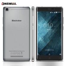 Original Blackview A8 Max Android 6.0 smartphone MT6737 Quad Core Handy 4G LTE 5,5 zoll 2 GB + 16 GB 8MP 3000 mAh zelle telefon