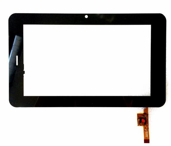 7 Inch Black Touch Screen For Opel Zafira Touch Panel Glass DIgitizer For Tablet PC Free Shipping