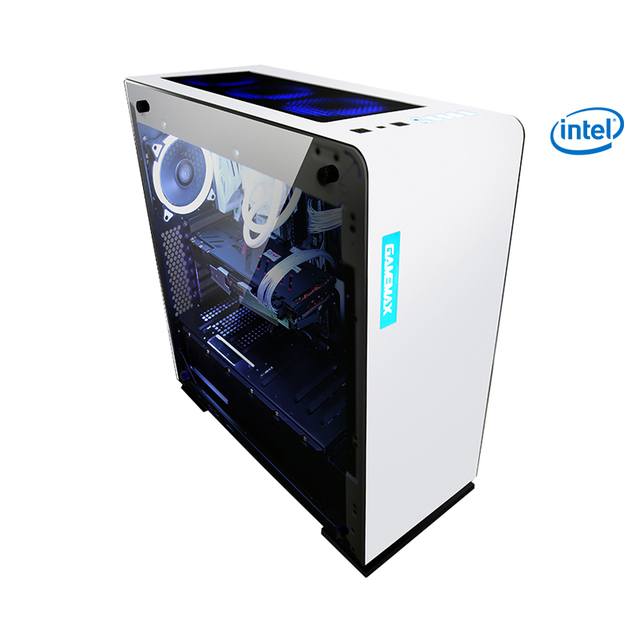 Getworth R36-2 Intel i7 8700 Gaming PC Desktop Computer GTX 1060 6GB Graphcis Card 8GB RAM 320GB SSD 500W PSU Home DIY Computer 1