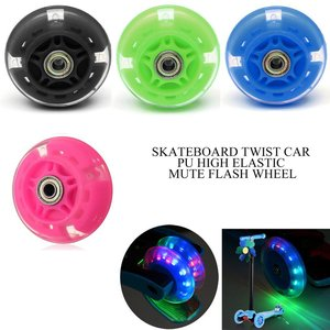 80mm 100mm Scooter Wheel LED W
