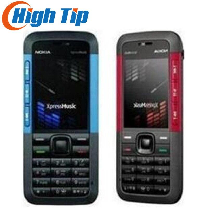 Фото. Оригинальный мобильный телефон разблокированный телефон Nokia 5310 5310 XpressMusic с Bluetooth 2MP