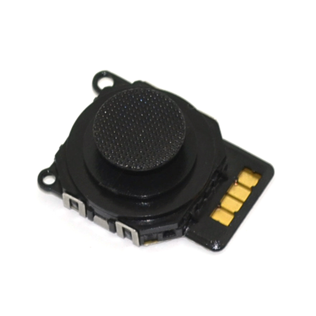 Black 3D Analog Joystick Stick Button Sensor Module for PSP 2000 PSP 2000 PSP-2000 Replacement