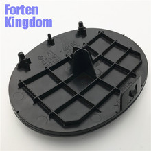 Forten Kingdom 1 шт. L логотип 165 мм автомобиль ABS с акриловой черной передней решеткой гриль капот эмблема значок 90975-02125