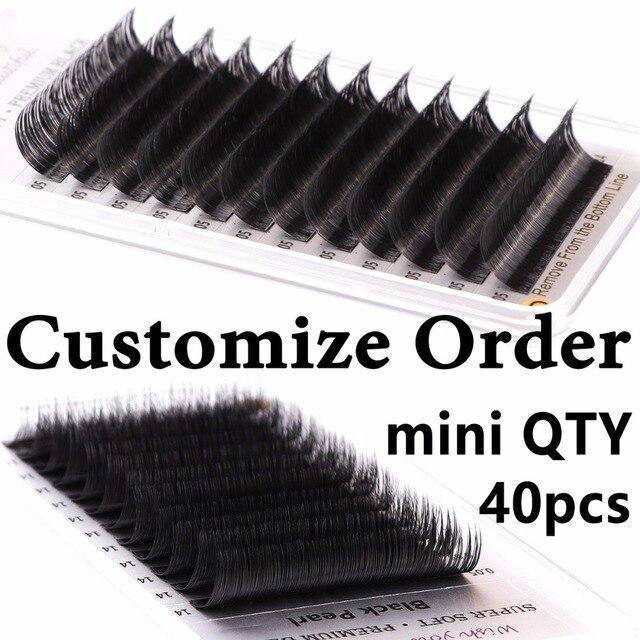 Индивидуальный заказ ресниц для VIP клиентов (искусственная норка, Пандора, Камелия, искусственная норка)