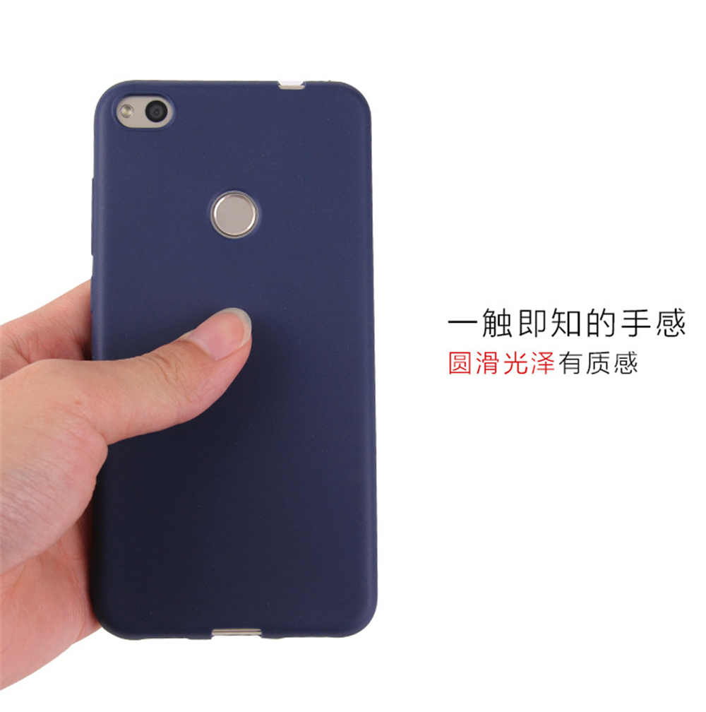 Case For Huawei P8 Lite 2017 TPU Silicone Clear Soft Case for Huawei P9 Lite 2017 On Honor 8 Lite case protective Back Cover 5.214