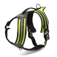 Pet Dog Mesh Walking Harness Collar For Puppy Dog Leash Heavy Duty For Dogs Pet Supplies