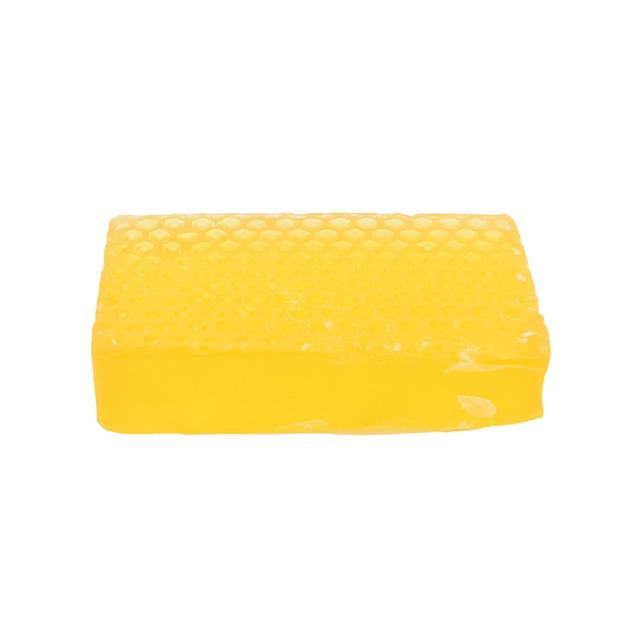1PCS New 100% Handmade Whitening Peeling Glutathione Arbutin Honey Kojic acid Soap 2