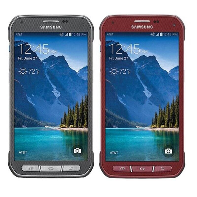 bilder für Original Samsung Galaxy S5 Aktive Samsung G870A entriegelt smartphone Quad-Core 5,1 zoll 16MP
