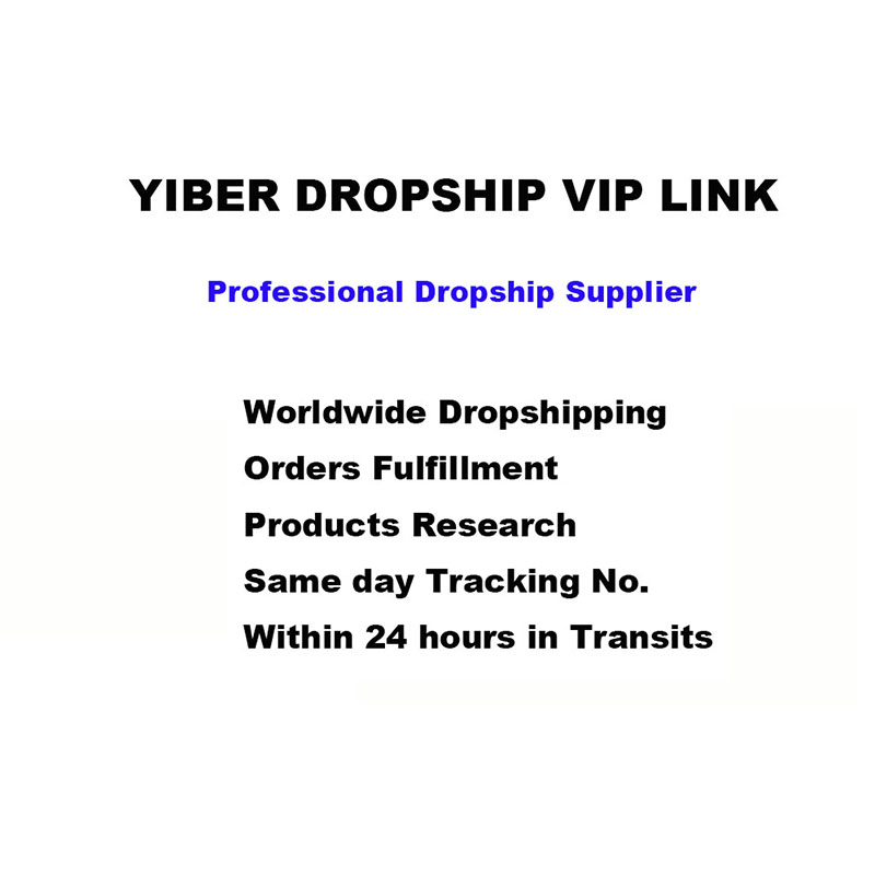 YIBER DROPSHIP VIP LINK For CL001 #HC